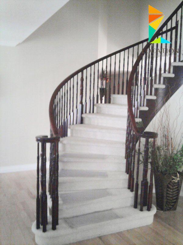 كتالوج صور سلالم داخلية بتصميم مودرن للمنزل العصري Escadas
