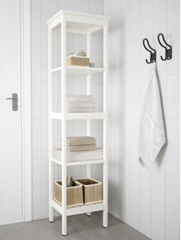 Ikea opbergkast | Badkamer | Pinterest | Rv bathroom, Powder room ...