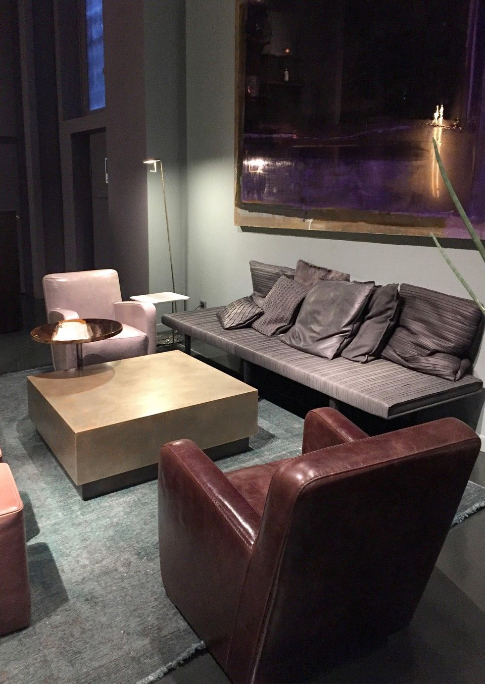Design News: Baxter New Furniture Store In Milan