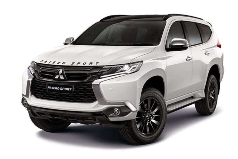 The Upcoming 2021 Mitsubishi Pajero Might Be The Last Model Due To A Possible Discount Mitsubishi Prepares The Final Edition Spe Pajero Sport Carros Camionete