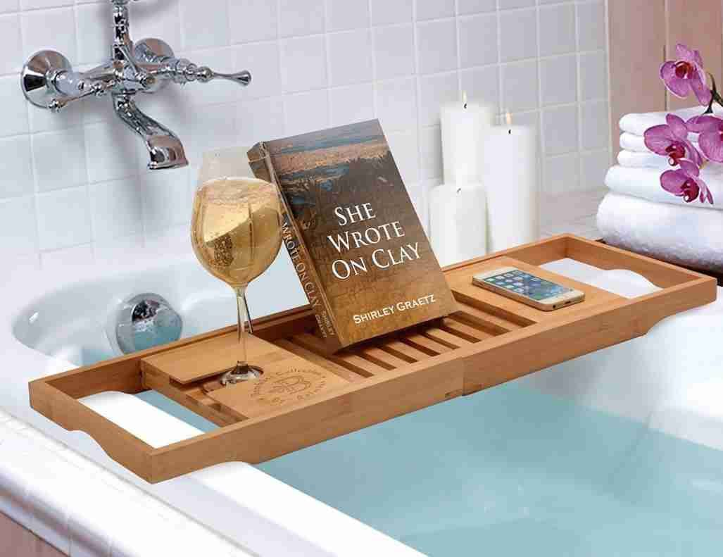 New post Trending-bathtub caddy with book holder-Visit-entermp3.info ...