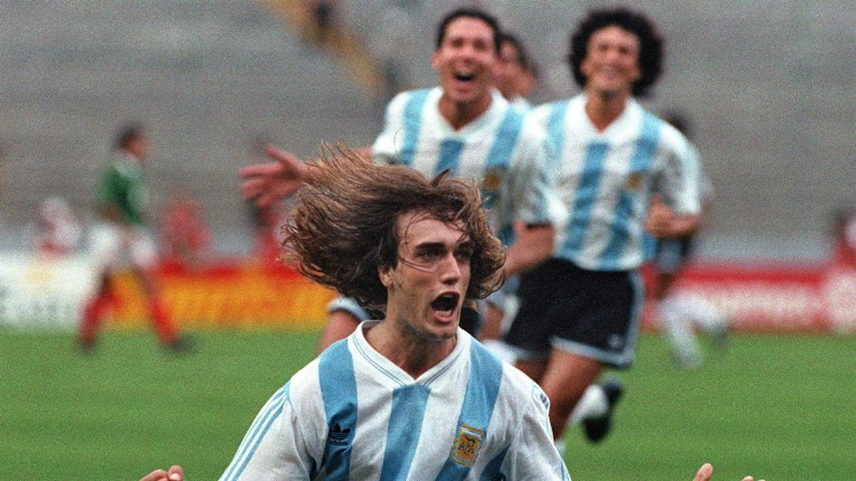 Batistuta Copa 1993