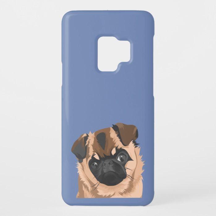 Scully Samsung S9 Phone Case Blue | Zazzle.com