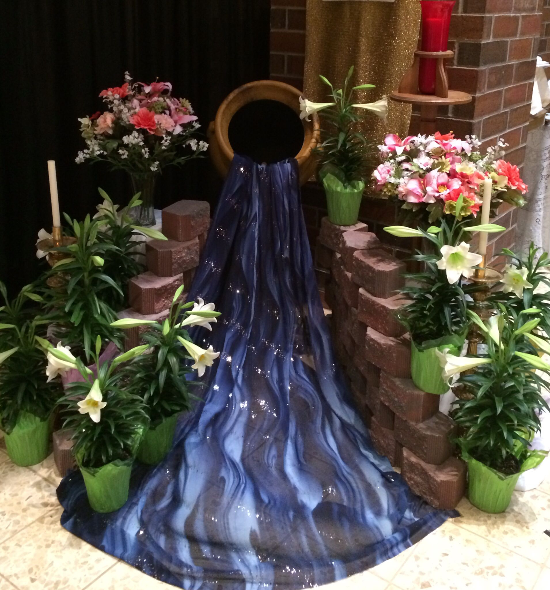 Altar Ideas: Immaculate Conception Church In Watertown, SD. The