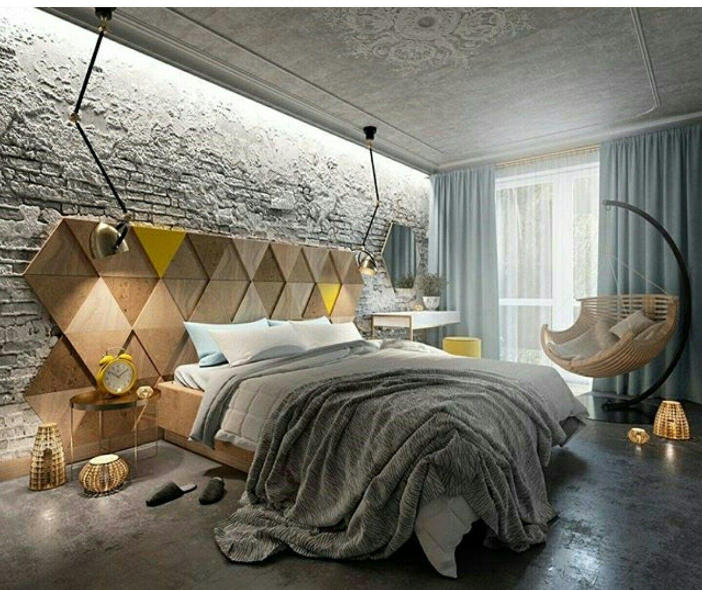 Pin de gayatri babbar en bedrooms pinterest dormitorio for Decoracion habitaciones principales