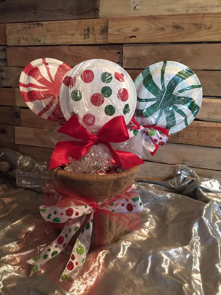 Upcycled paper plates into Lollipops & Upcycled paper plates into Lollipops | Junku0027n 4 Jesus Crafting ...