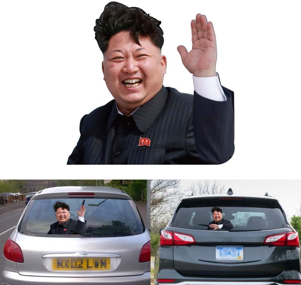 "Donald Trump for President #2 Decal Sticker Funny Vinyl Car Window Bumper 7/"""