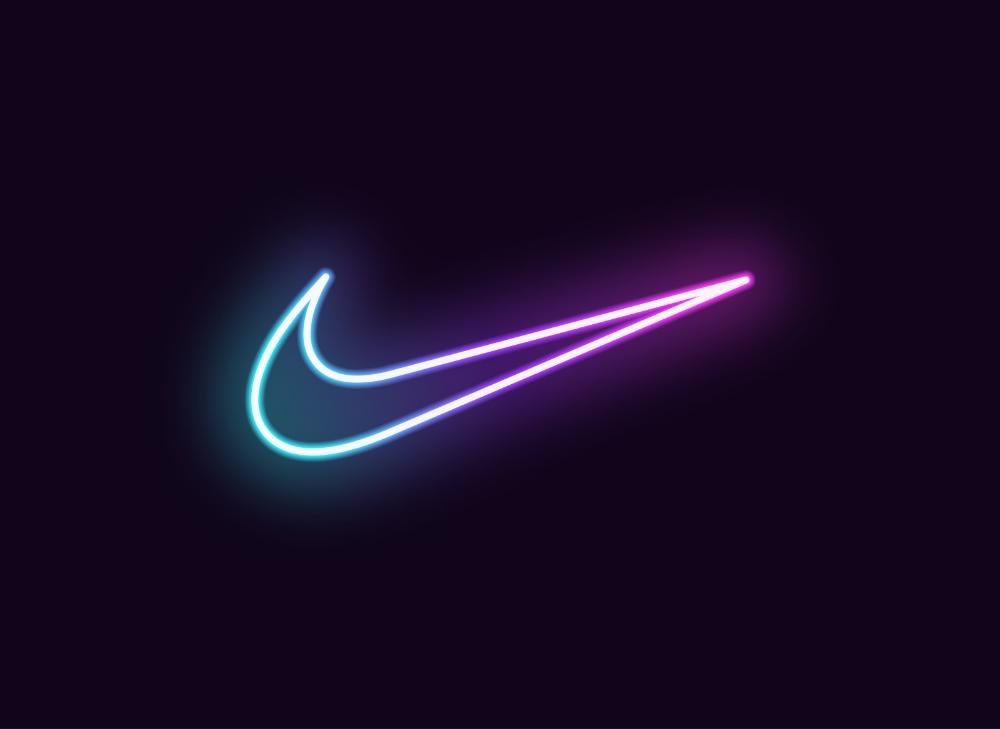 Neon Nike Logo in 2020 | Nike neon, Nike logo wallpapers, Nike wallpaper