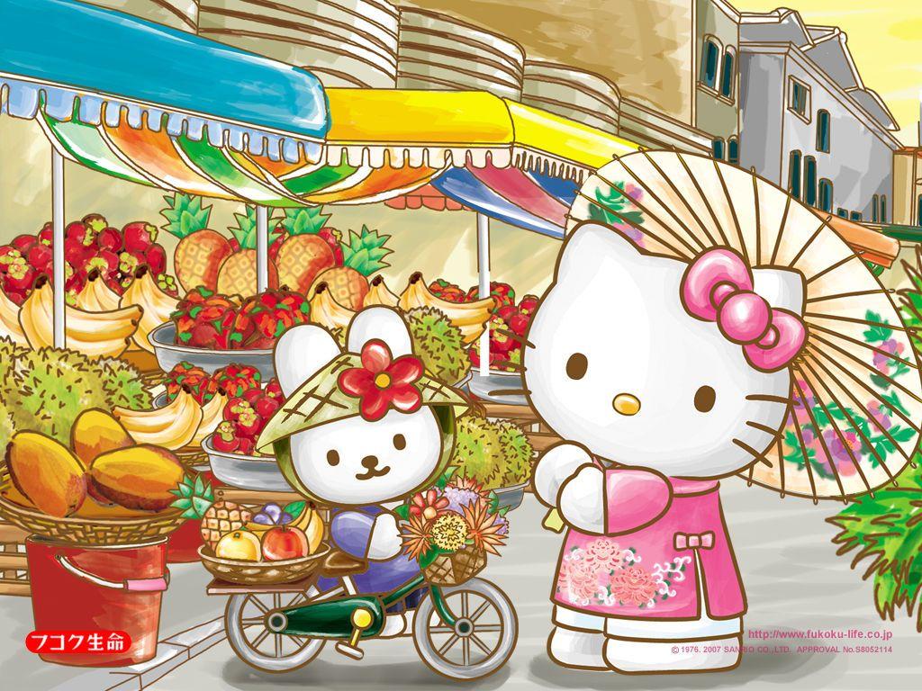 Japan import NEW Anniversary model Sanrio Hello Kitty × Haro