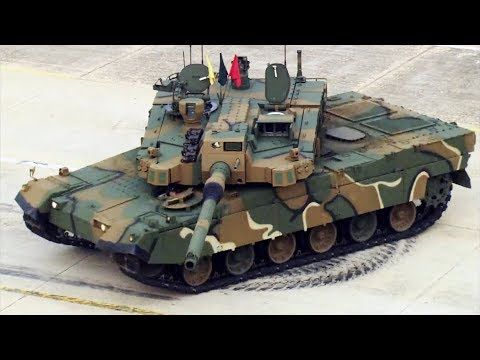 4k South Korean Military Power K2 Black Panthers Ah 64 Apaches K9 Thunders In Action Military Battle Tank Tank