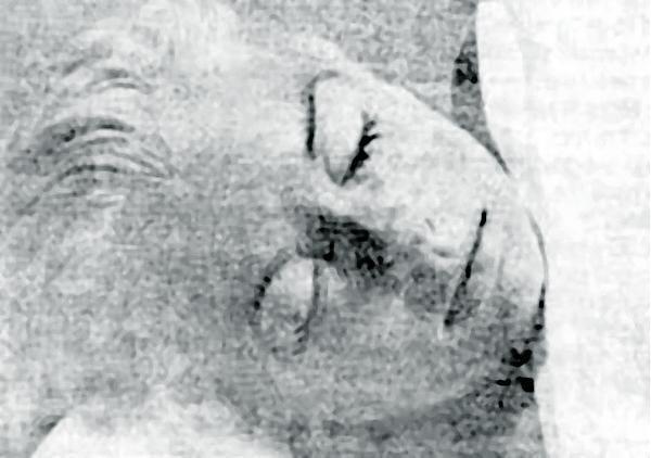 Mrtvá Marilyn