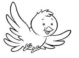 Resultado De Imagen Para Pajarito Volando Dibujo Paper Crafts Animals Art