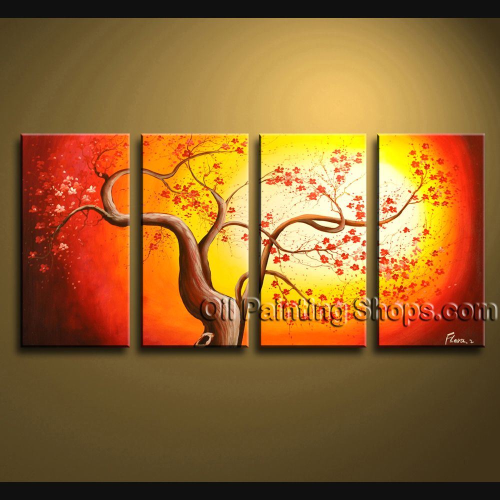 Colorful Contemporary Wall Art High Quality Oil Painting Gallery ...