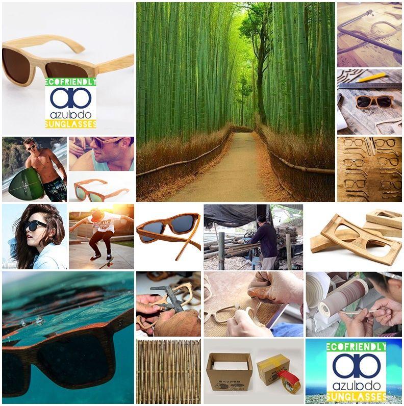 :::::: AZULADO ecofriendly sunglasses :::::: -100% BAMBU sostenible -Artesanas -100% sustentables y amigables con el medio ambiente. -Polarizados homologados -Resistentes al agua -Patillas adaptables. -Diseños actuales. -100% solidarias ( el dinero se invierte en proyectos solidarios a traves de las campañas de Fundacion La Kasa Azul )