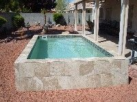 Very Small Fiberglass Pools