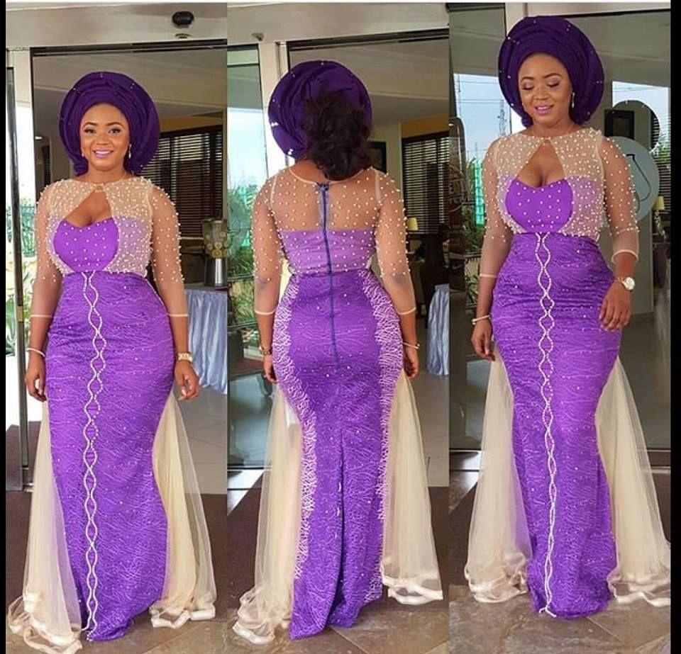 aso-ebi-styles-42 | #African Wedding | Pinterest | Aso ebi, Aso and ...