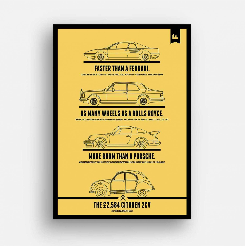Vintage Car #Poster - Graphic & Web Designer, Sebastiaan Gamelkoorn ...