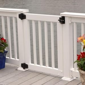 Rdi 3 Ft Standard Gate Kit For Square Baluster Original