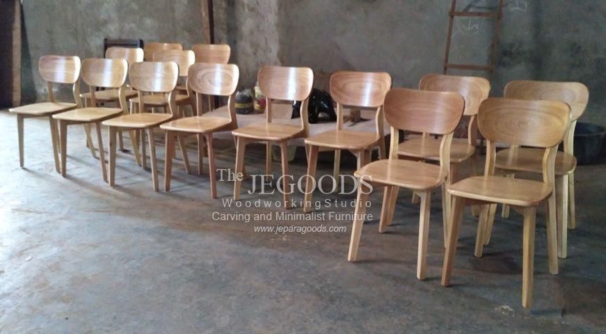 Pin On Kursi Restoran Teak Dining Chair At Factory Price