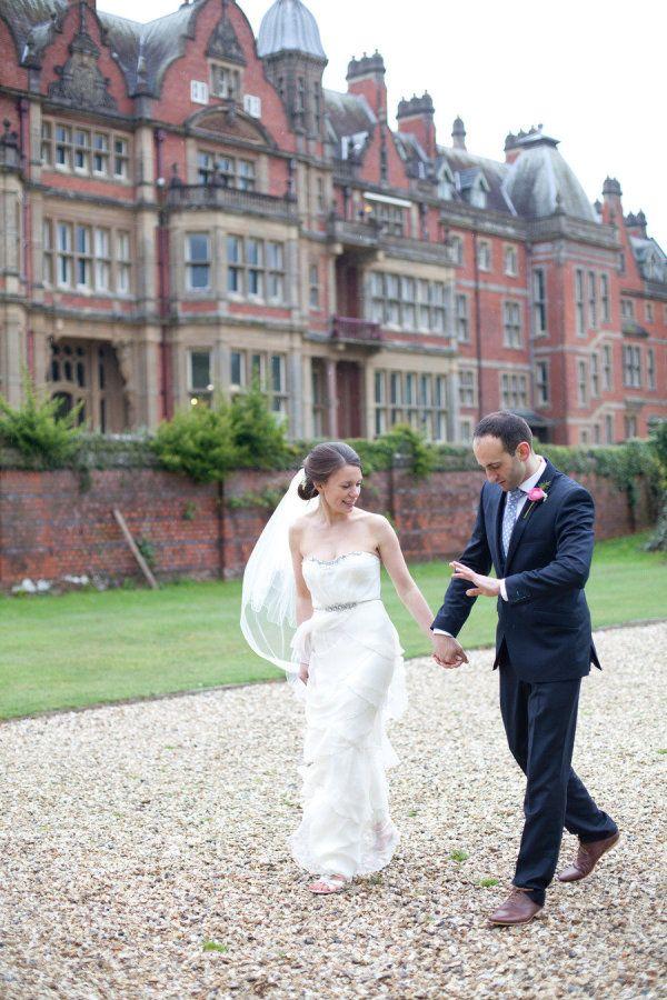 Wedding Venue Bearwood College In Wokingham