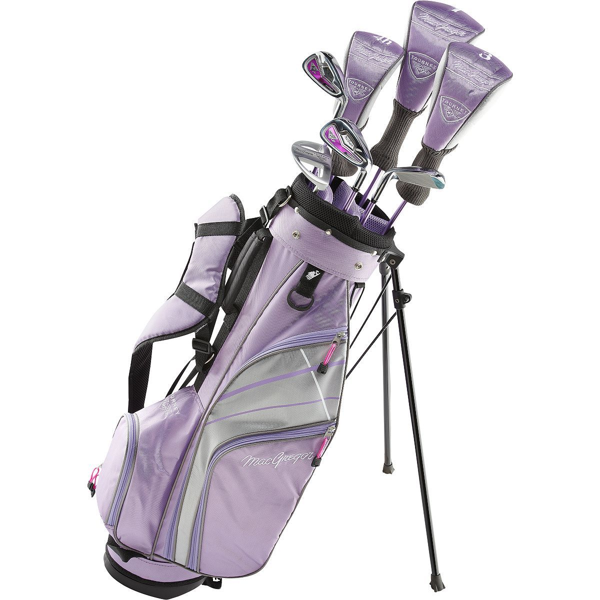 Macgregor Junior Girl S Tourney Full Set Ages 10 12 Gifts For Girls Golf Stores Gifts For Teens