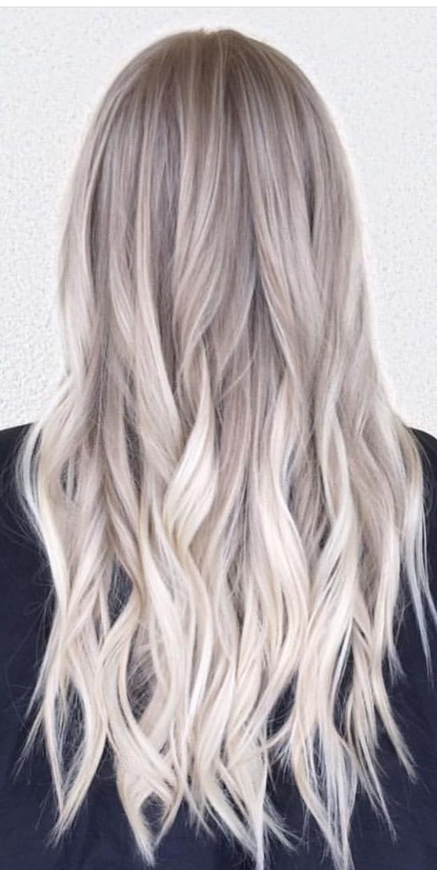Cool Blonde hair color -  #blonde #color #cool #Hair #darkblondehair