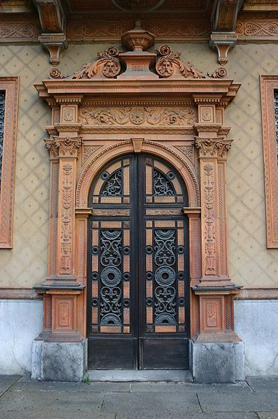 Milano - P.za Belgiojoso - Casa del Manzoni - Photo by Giovanni Dall'Orto