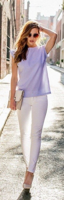 Summer workwear outfit ideas (2)