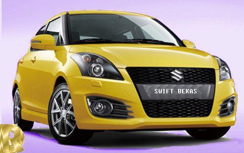 Informasi Daftar Harga Mobil Suzuki Swift Bekas Terbaru Mobil