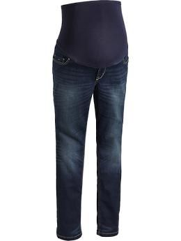 smooth panel skinny jeans (so I can still wear my boots!) $35 from Old Navy