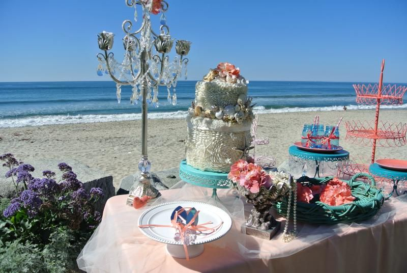 Breathtaking beachfront rental for beach weddings