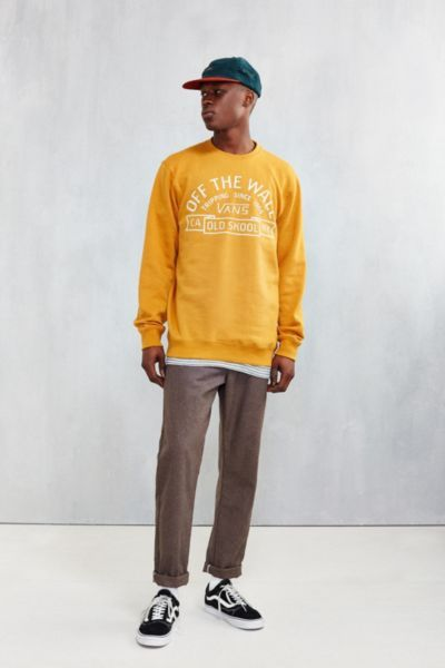 ad8e3dee27 Vans Lorning Sweatshirt - Urban Outfitters