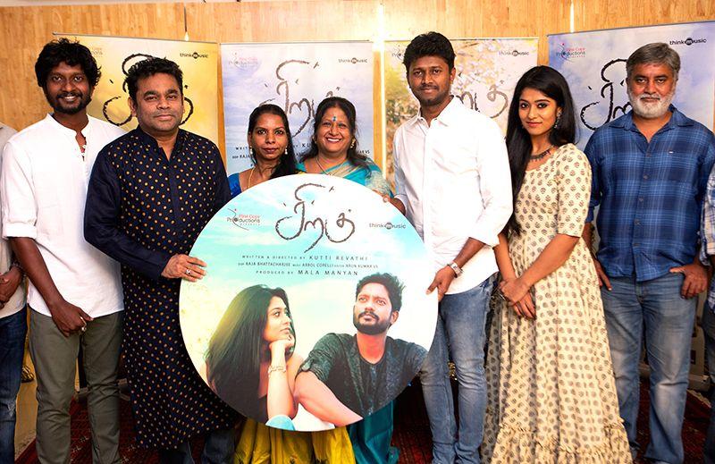 Siragu soars as Oscar winner A R Rahman releases its Teaser