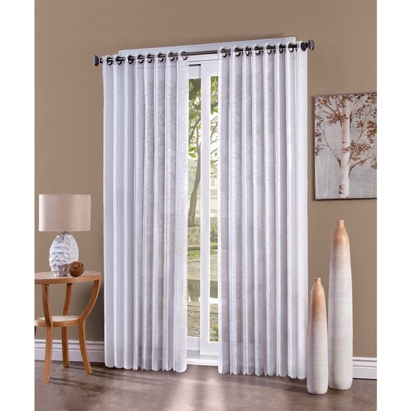 Ez Slide Vertical Blind Curtain Panel Blinds And Curtains Living Room Blinds Design Living Room Blinds
