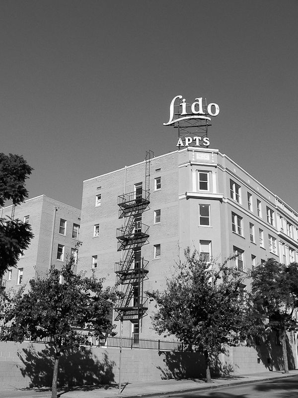 The Lido Apartments At 6500 Yucca Street It Was Built In 1928 As A 100 Unit Hotel Apartment For Actors That Time Were Viewed With Such