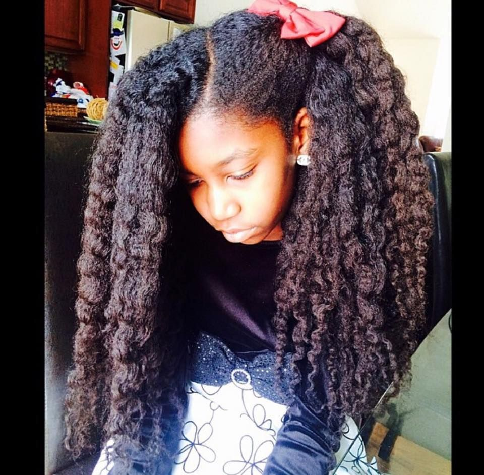 Long Natural Hair Hair Styles Natural Hair Styles Kids Hairstyles