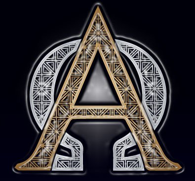 The Alpha And Omega In Revelation Jesus Called Himself The Alpha And The Omega Meaning He Existed Alpha And Omega Symbols Alpha Omega Tattoo Diamond History