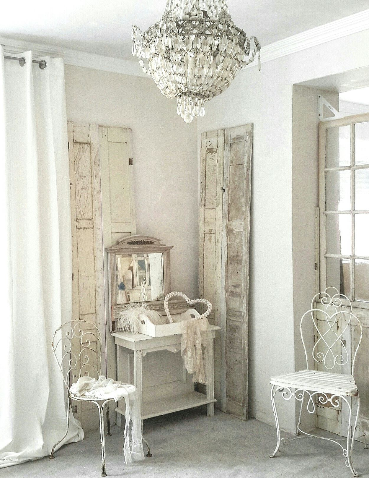 My shabby atelier - brocante-charmante | Interiores Vintage ...