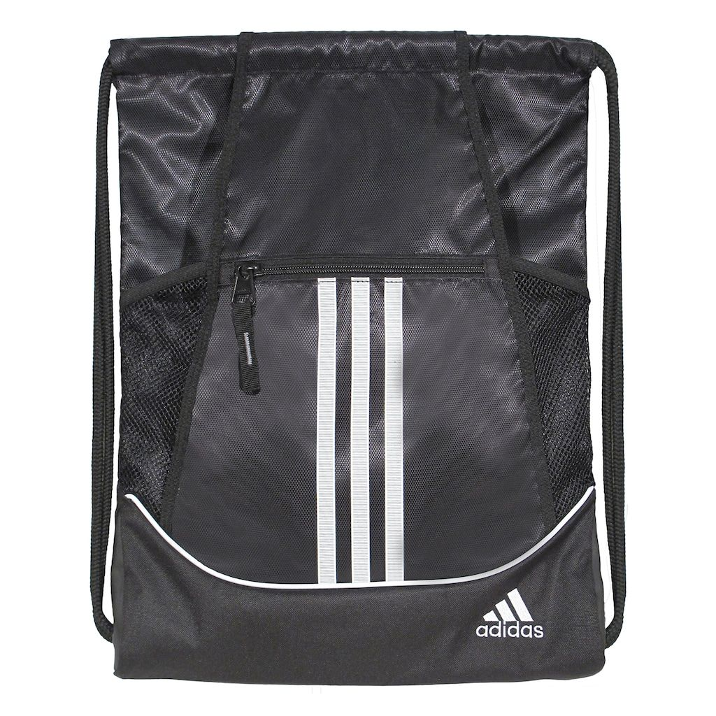7f0454c35aff Adidas alliance drawstring backpack grey products pinterest jpg 1024x1024 Adidas  drawstring backpack