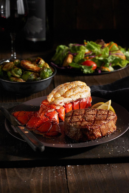 Steak And Lobster Noel Barnhurst Photographer Steak And Lobster Photographing Food Food