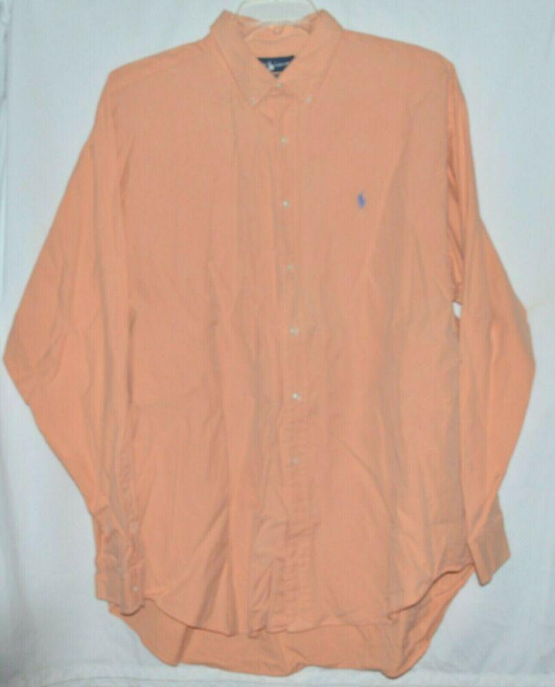Polo Ralph Lauren 4XLT Big & Tall Casual Button Down Shirts