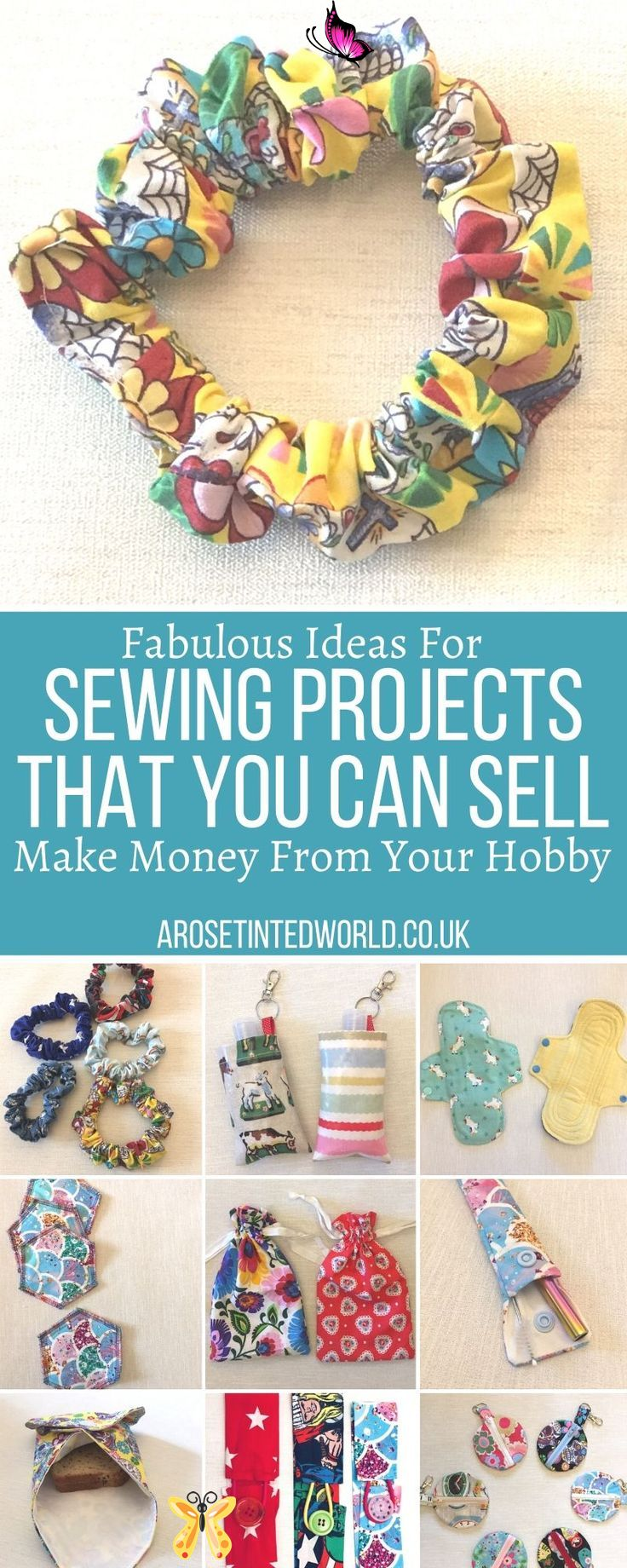 How To Make Money Selling Fabric