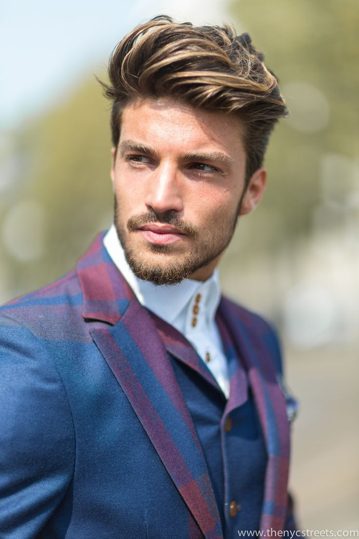 Top Tips For Creating The Perfect Pompadour Learn With Pros Royal Fashionist Dyed Hair Men Men Hair Highlights Men Blonde Hair