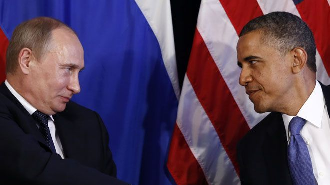 Putin reportedly contacts Obama for second time in weeks about unity on global concerns