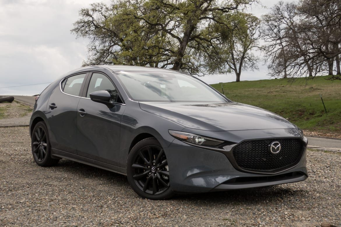 2019 Mazda3 First Drive Improvements Decreasing Luxury