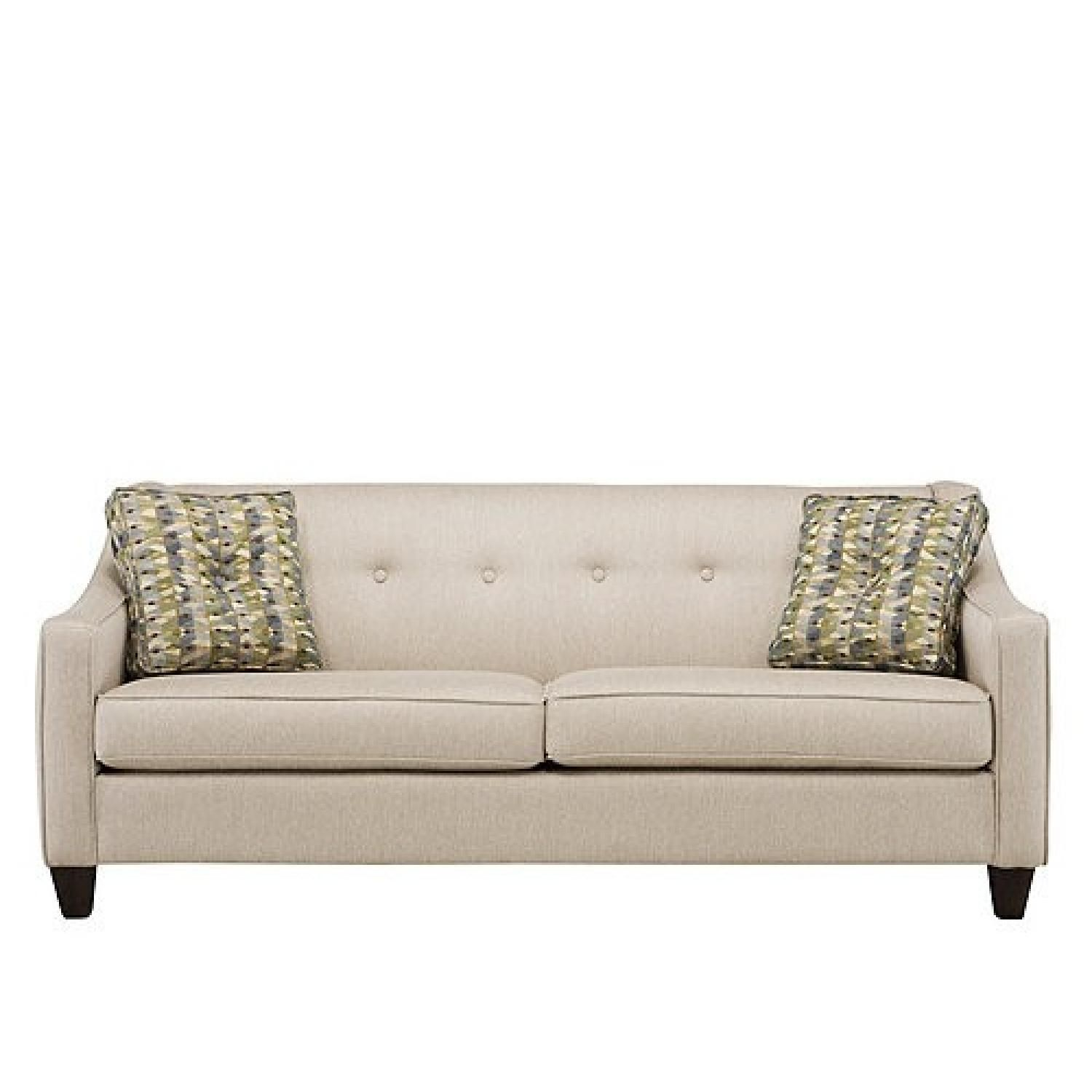 Beautiful Raymour & Flanigan Couch Sofa, Furniture