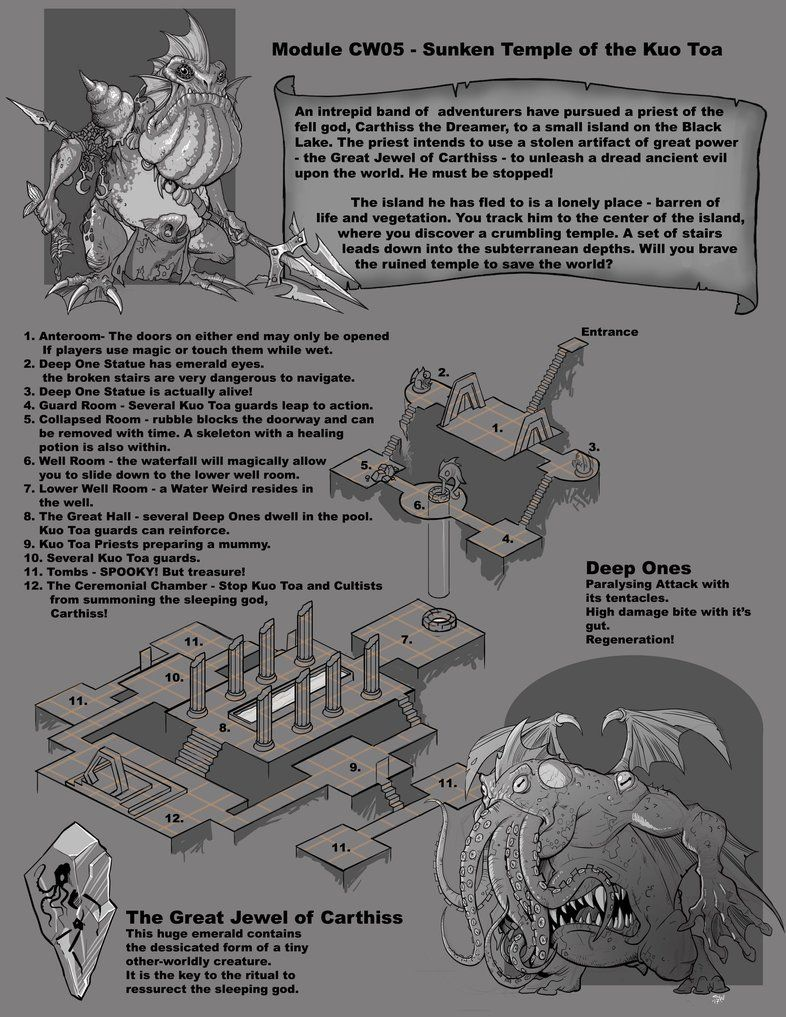 Adventure 5 by cwalton73   DnD in 2019   Dungeon maps, Fantasy map