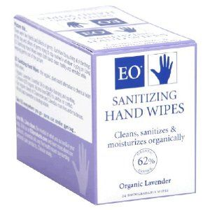Sanitizing Wipes Eos Products Hand Sanitizer Cleaning Wipes