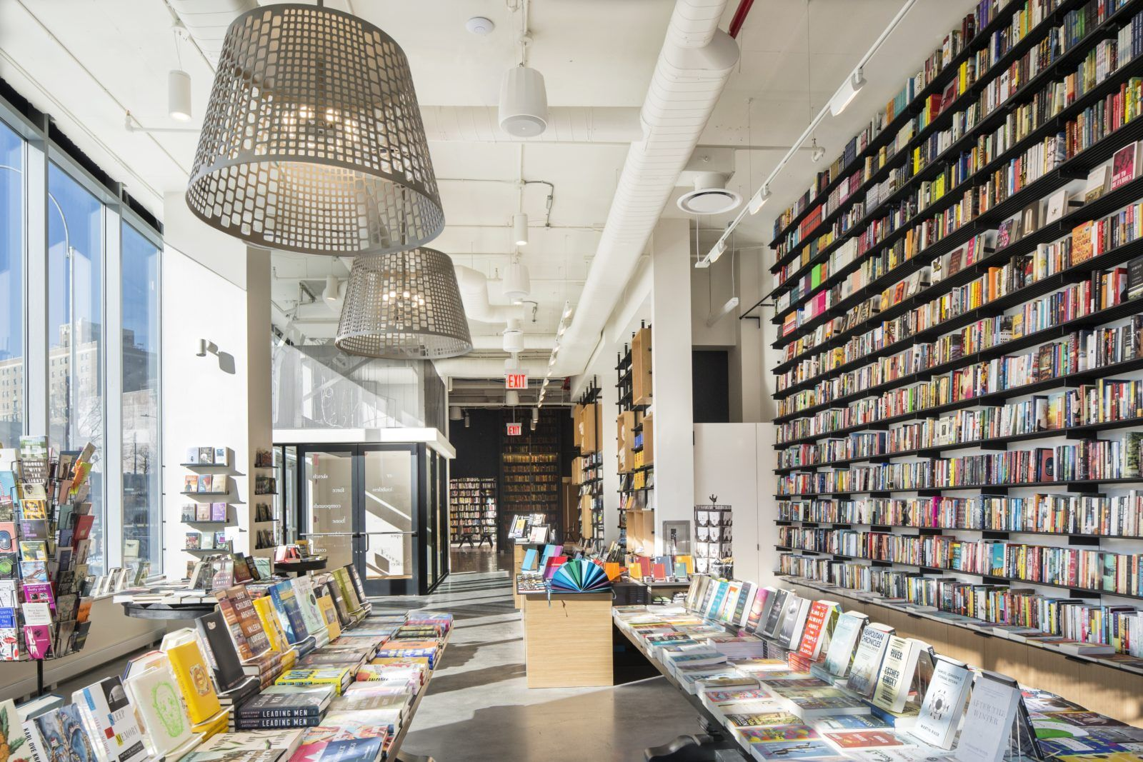 Bookstore in 2020 architect fiction coffee shop