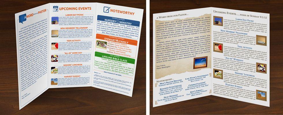 Bulletin Subscription - LifeLine Media  DesignLifeLine Media